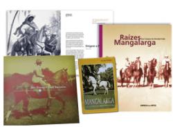 Kit com  3 Livros Mangalarga
