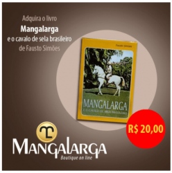 Livro - Mangalarga e o Cavalo de Sela Brasileiro - Fausto Simões