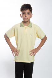 Polo Mangalarga infantil - Amarela