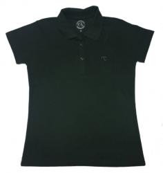 Camisa polo Feminina - Verde musgo
