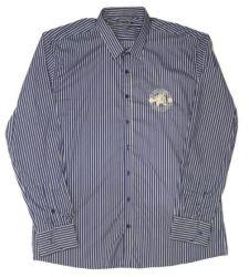 Camisa Top Premium Masculina listrada - Azul