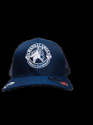 Boné Mangalarga Azul Marinho - O Cavalo De Sela Brasileiro