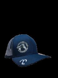Boné Mangalarga Azul Marinho - Logo ABCCRM no canto